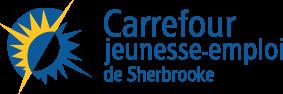 Carrefour jeunesse-emploi de Sherbrooke Logo