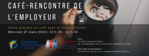 Recrutement; Sherbrooke, Carrefour jeunesse-emploi; Déziel